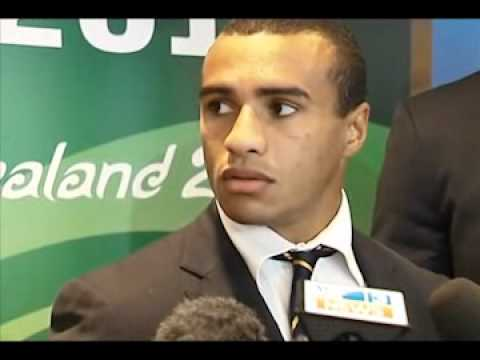 Will Genia chats about being part of the Rugby World Cup - Will Genia chats about being part of the