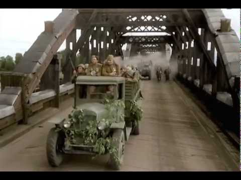 Отец солдата (1964) (цветной) (фрагмент Советска)