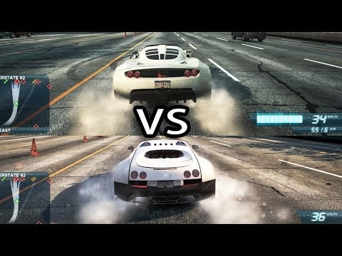 hennessey venom gt vs bugatti veyron 16 4 grand sport vitesse devel sixteen from distance part. Black Bedroom Furniture Sets. Home Design Ideas