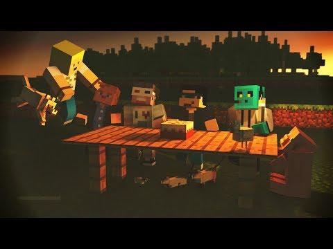 Minecraft: Family Survival Bölüm 4 Üst kat ve Diamond Arayışı