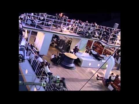 DIRECCION DE ARTE  Rodaje de Titanic