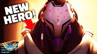 Overwatch Archives NEW HERO TEASED!!!!! - Storm Rising Mission Gameplay!