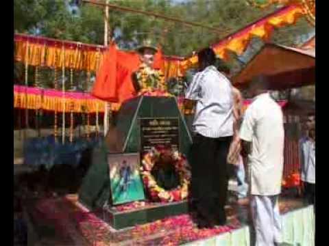 HUNF : Felicitation Of Martyr Soldier Of Vachali Ghodi (Dist. Rajkot)