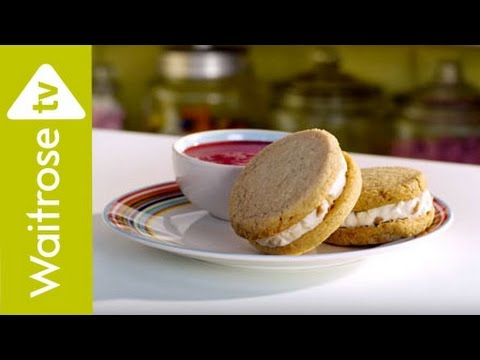 Heston Blumenthal's ice cream sandwich recipe - Waitrose