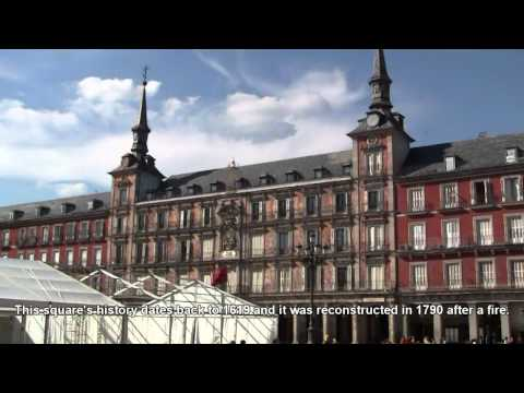 Madrid and Toledo: The Current and the Former Capital of Spain