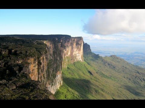 Roraima and Los Roques, Venezuela