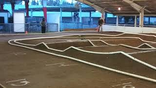 Delta RC winter series round 2.  17.5 buggy