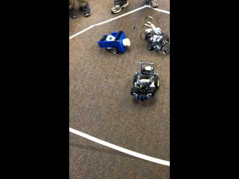 Robot Wars at GFS