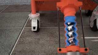 Kächele EVEN WALL® Statoren und Rotoren Construction Industry