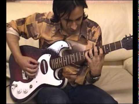 Nuno Bettencourt - Riff The N-Funk - (Guitar Lessons).mpg