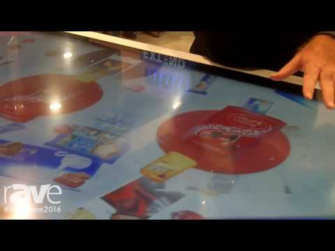 InfoComm 2016: 3M Touch Systems Highlights 3M Multi-Touch Display C6587PW