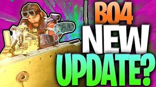 New Black Ops 4 Update! 1.08 PATCH NOTES for COD BO4!