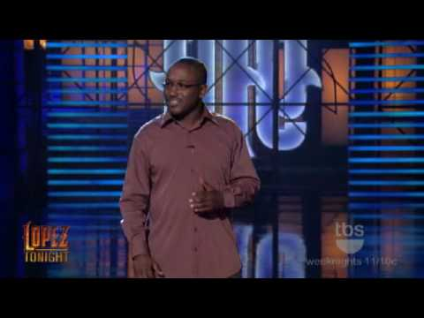 Lopez Tonight Hannibal Buress (1202010)