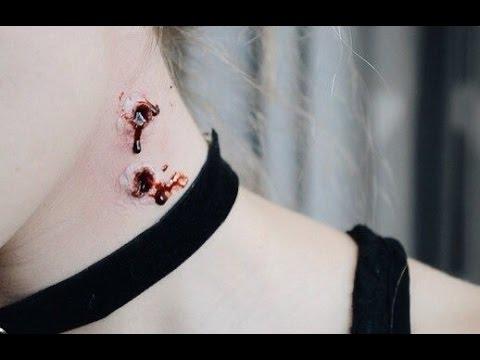 КИНОЭФФЕКТЫ: Укус Вампира