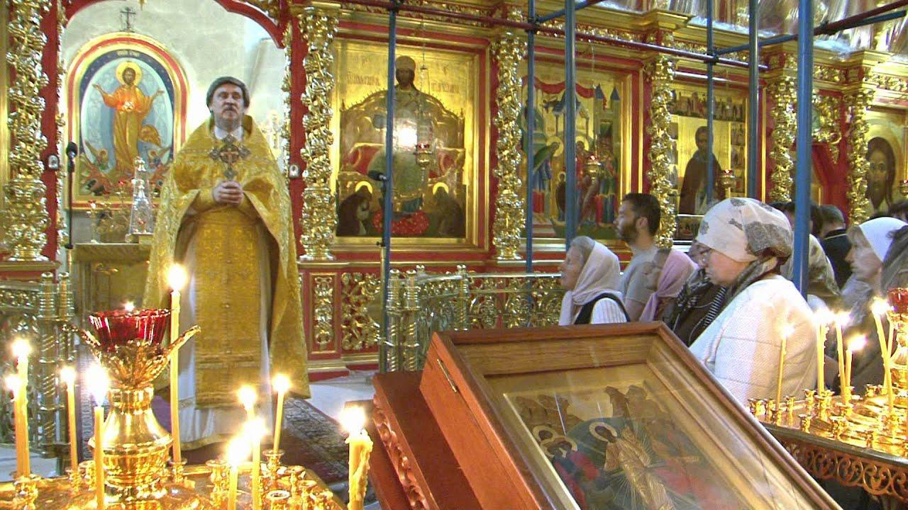 Храм сергия радонежского на рязанке 16 фотография