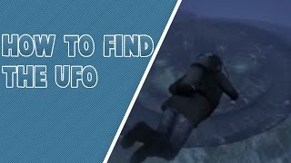 How to find the UFO Underwater Wreck in GTA V - www.simplyscuba.com
