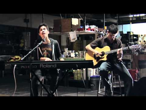 Sam Tsui - Firework And Grenade Mashup