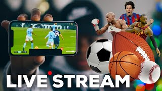 How To Watch Live TV FREE on iPhone/Android SPORTS 2017/18