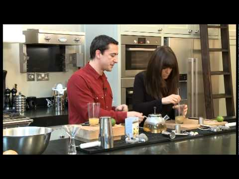 Twinings - Cocktails with Claudia Winkleman - Camomile & Limeflower