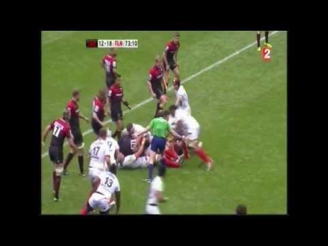 Jonny Wilkinson - Toulon - Drop in the semi-final of the Heineken Cup 2013 vs The Saracens