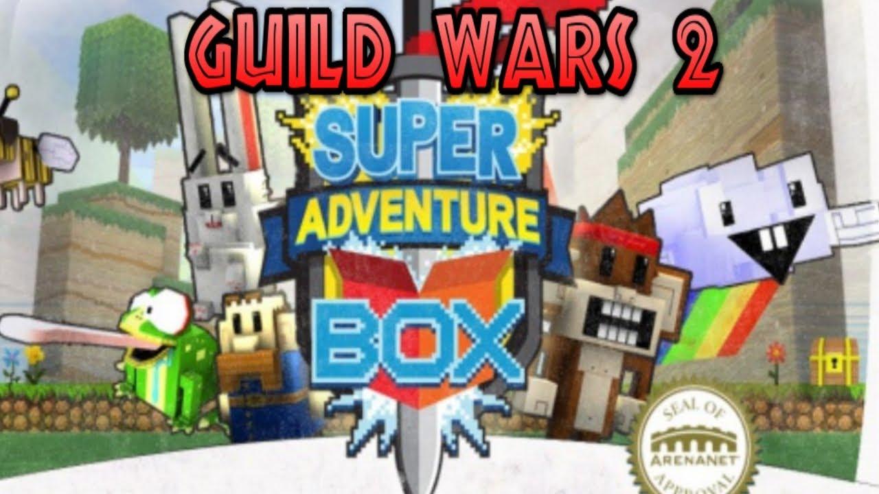 2-super Adventure Box