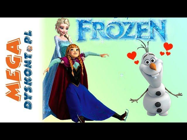 Kraina Lodu Przygoda Olafa • Bohaterowie Disney Frozen • openbox