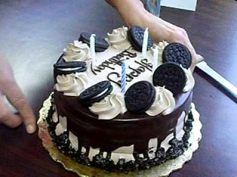 Cookie Cake Publix Publix Oreo Cake