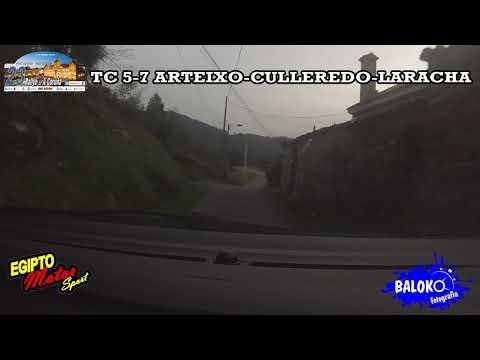 GUÍA| TC 5-7 ARTEIXO-CULLEREDO-LARACHA - 23º RALI DA CORUÑA