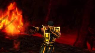 [PlayStation 2] - Mortal Kombat: Shaolin Monks - All Fatalities