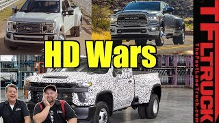Chevy & Ram Now Tow Over 35,000 lbs: Have the Towing Wars Gone Too Far? No, You're Wrong! Ep.3