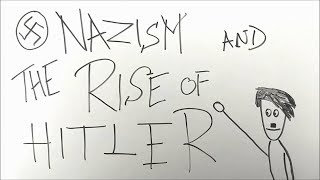 Nazism And The Rise Of Hitler - ep01 - BKP - Class 9 History CBSE   Chapter 3   explanation in Hindi