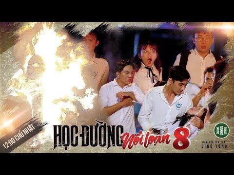 PHIM CẤP 3 - Phần 8 : Tập 09 | Phim Học Sinh Hài Hước 2018 | Ginô Tống, Kim Chi, Lục Anh