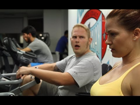 What It's Like To Be A Woman At The Gym video