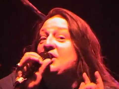 Jon Oliva of Savatage  - Live at the