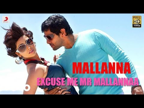 Mallanna - Excuse Me Mr. Mallannaa Video   Vikram, Shreya   Devi Sri Prasad