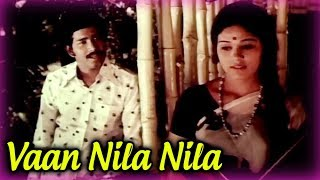 Vaan Nila Nila Full Song | பட்டின பிரவேசம் | Pattina Pravesam Video Songs | M.S.Viswanathan