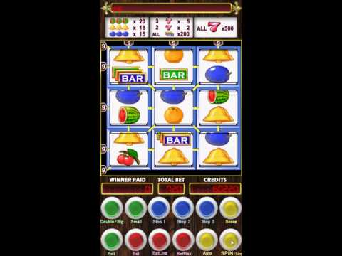 777 Slot 水果盤Gold APK Cover