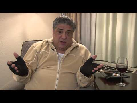 Goomba Gloves Commercial With Vincent Pastore  Big Pussy  video