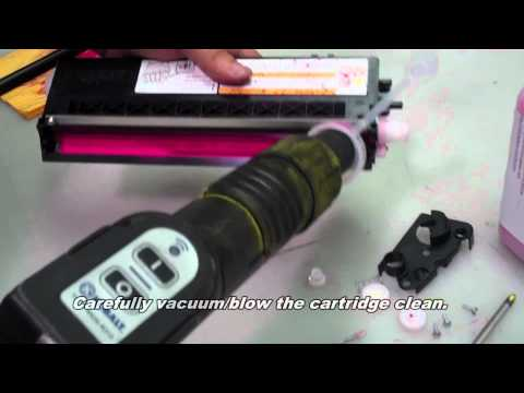 How to Refill Brother TN-310, TN-315, TN-320, TN-325, Toner Cartridges