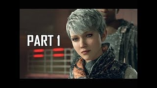 DETROIT BECOME HUMAN Walkthrough Gameplay Part 1 - FIRST TWO HOURS!!! (PS4 Pro 4K Let's Play)