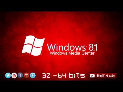 Windows 8.1 Pro Media Center 32&64 bits imagen iso y como usar el activador al 100% (MEGA)