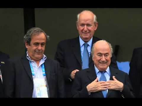 Sepp Blatter's payment to Michel Platini was a 'gentleman's agreement'