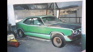 1970-71 Plymouth Duster RTS Show Car Holy Grail Barn Find