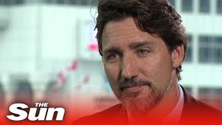 Justin Trudeau Who is going to pay for Meghan Markle and Prince Harry to live in Canada?