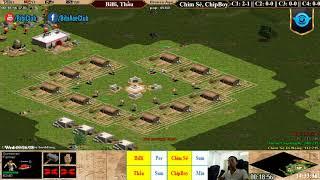 C1T5 - AoE 22 Random BiBi, Thầu vs Chim Sẻ, Chip Boy Ngày 26-9-2018