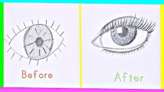 How To: Draw for Beginners! DO'S & DONT'S. How to Draw Easy Step by Step Eyes, Hair, Mouth, Nose!