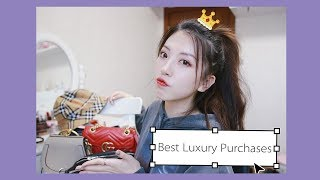 Best Luxury Purchases of 2018|18年最爱的大牌单品|万能百搭小包包|超多gucci上榜