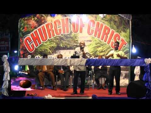 God's greatest solution, Preacher Martin Oppong, Church of Christ,Ghana 9 10 2013