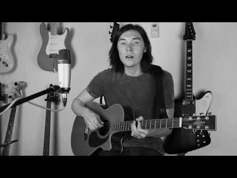 Thrice - Hurricane - Acoustic Cover - with TAB