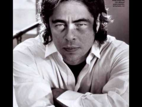 Benicio del Toro Colors Video